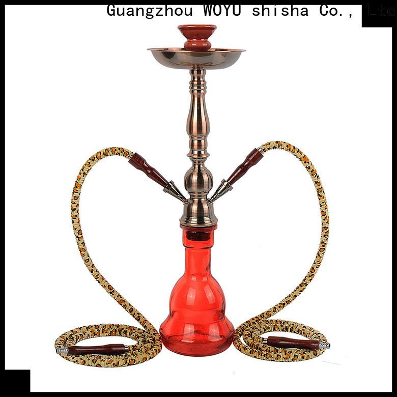 WOYU iron shisha manufacturer for importer