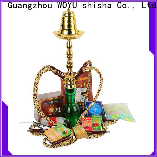 high standard iron shisha factory for business