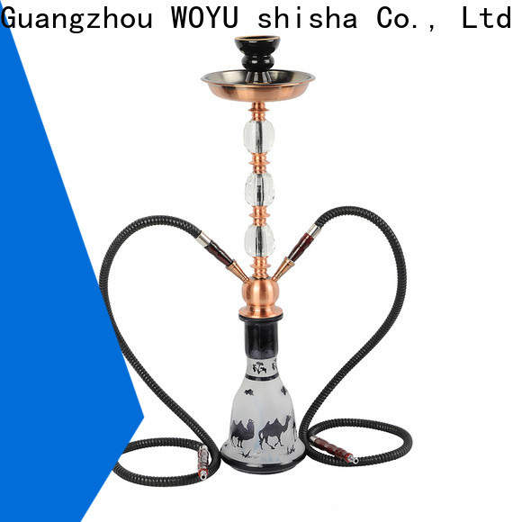 WOYU cheap iron shisha brand for trader