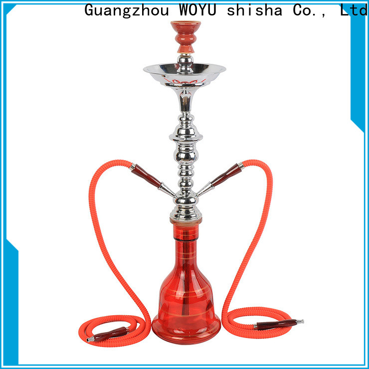 WOYU iron shisha brand for b2b
