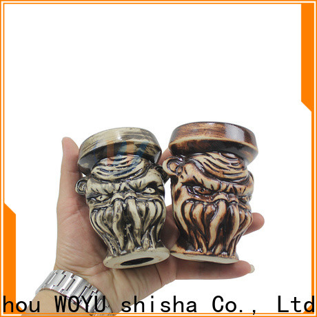 WOYU 100% quality hookah bowl kaufen for trader