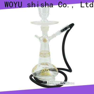 WOYU glass shisha supplier for importer