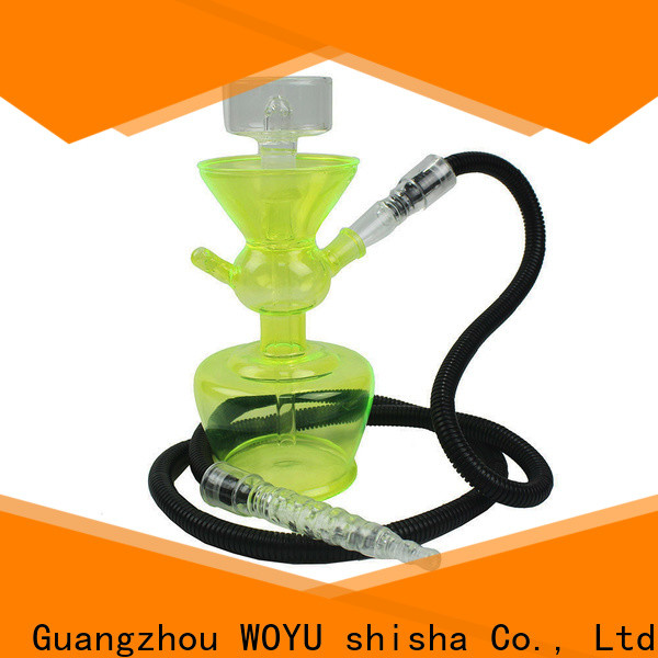 100% quality glass shisha factory for trader