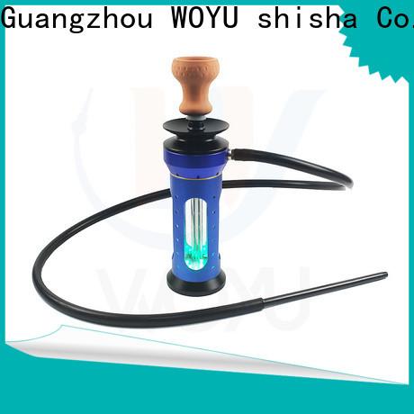 WOYU acrylic shisha wholesale for business