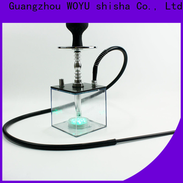 inexpensive acrylic shisha from China for business
