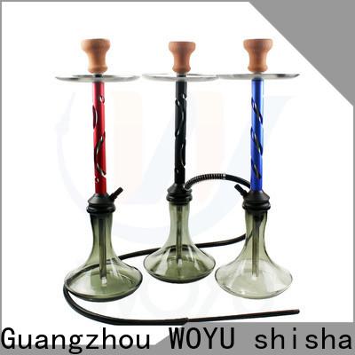 WOYU inexpensive aluminum shisha one-stop services for b2b