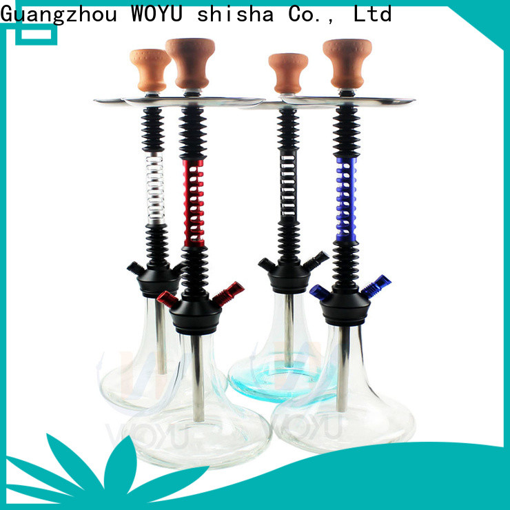 inexpensive aluminum shisha one-stop services for market