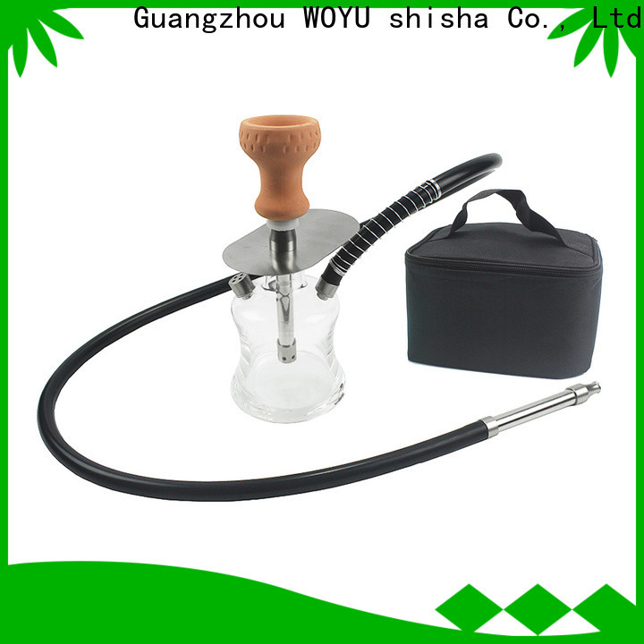 WOYU inexpensive stainless steel shisha factory for b2b