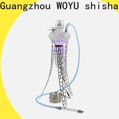 personalized stainless steel shisha supplier for trader