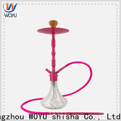 personalized zinc alloy shisha manufacturer for b2b