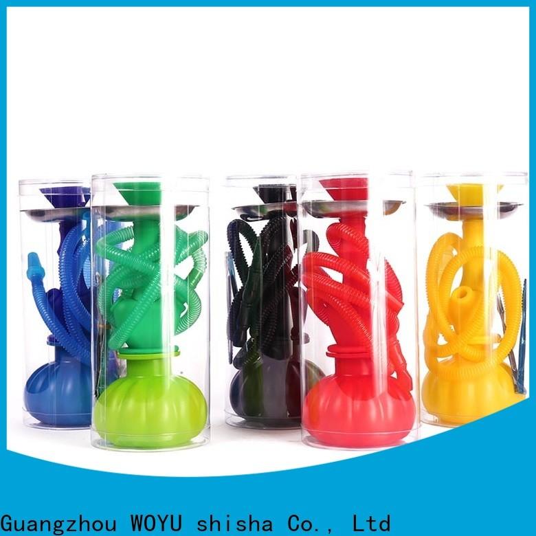 WOYU traditional silicone shisha manufacturer for business