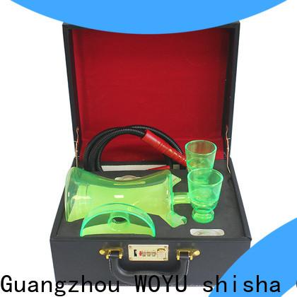traditional glass shisha brand for business
