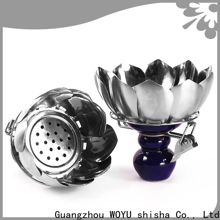 WOYU personalized charcoal holder supplier for business