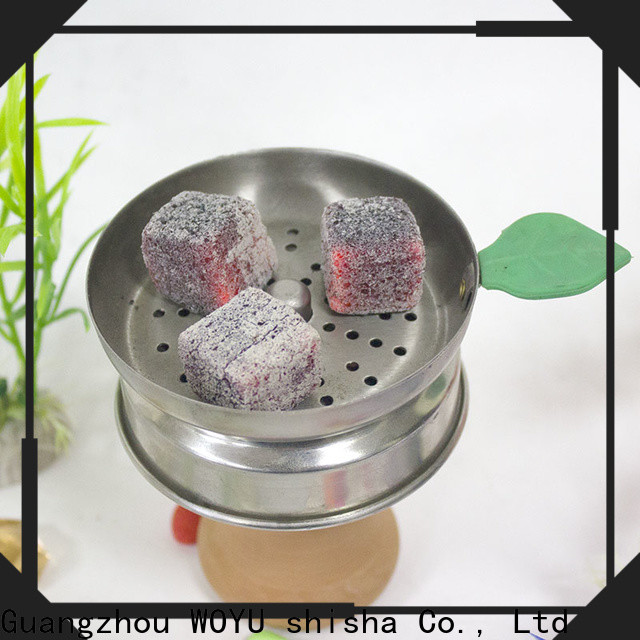 WOYU personalized charcoal holder brand for market