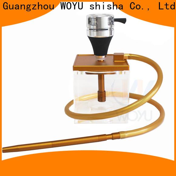 WOYU acrylic shisha from China for trader