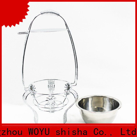 WOYU high quality charcoal basket quick transaction for business