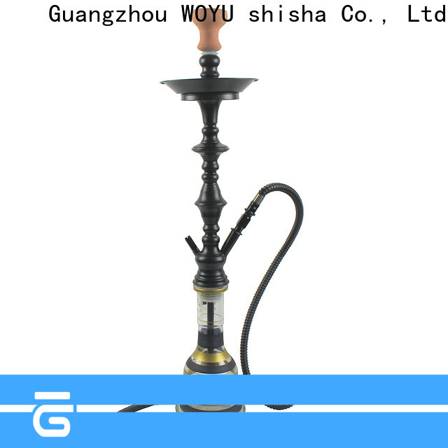 WOYU stainless steel shisha factory for importer