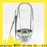 WOYU high standard charcoal basket manufacturer for trader