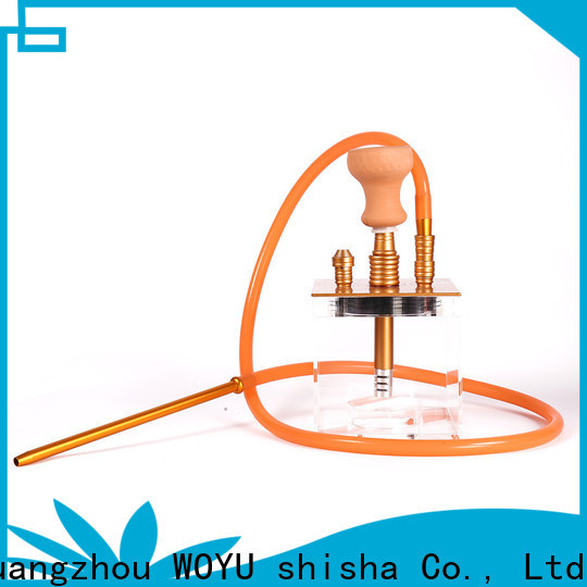 WOYU buy cheap hokkah from China for importer