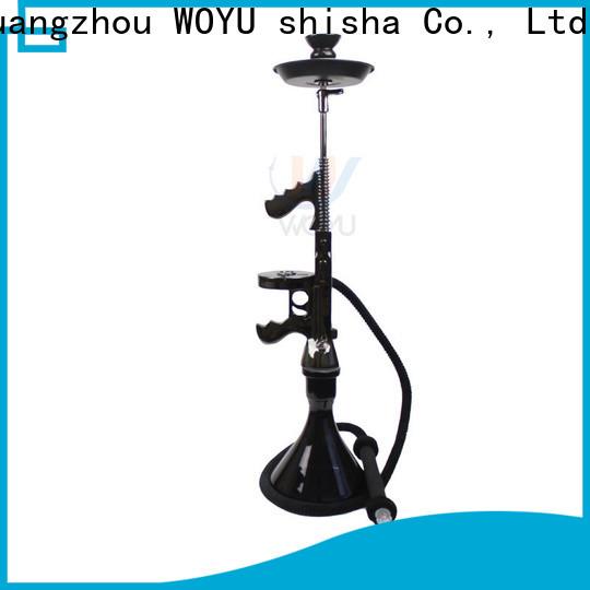WOYU personalized resin shisha brand for importer