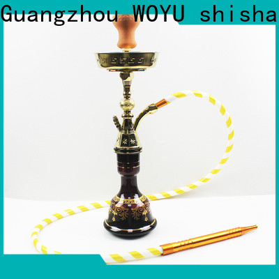 best-selling zinc alloy shisha supplier for market