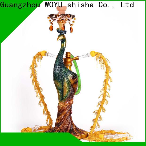 WOYU resin shisha supplier for b2b