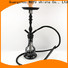WOYU 100% quality zinc alloy shisha supplier for b2b