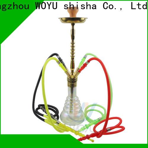 100% quality zinc alloy shisha supplier for business