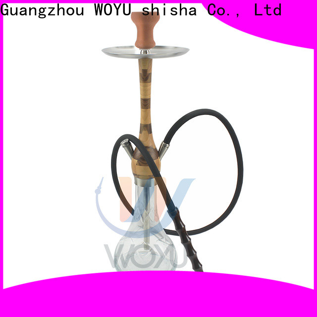 WOYU wooden shisha quick transaction for trader