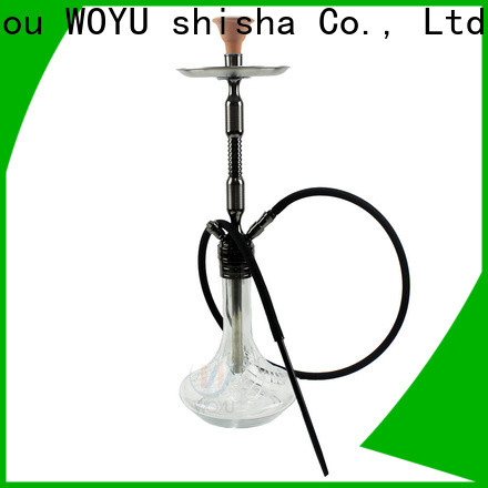 inexpensive aluminum shisha from China for market