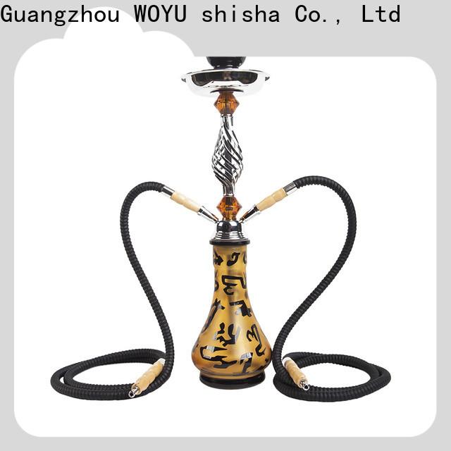 WOYU iron shisha brand for market
