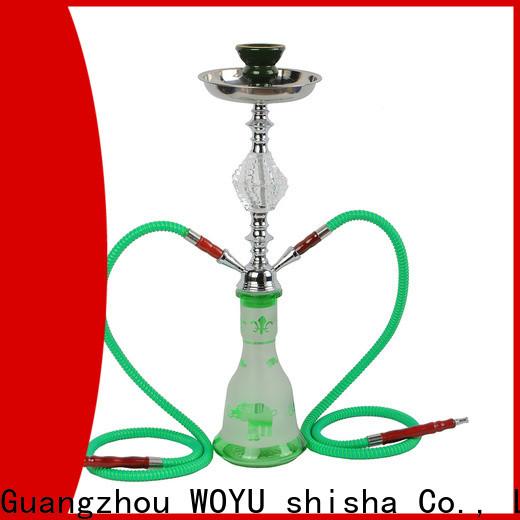 WOYU iron shisha factory for importer
