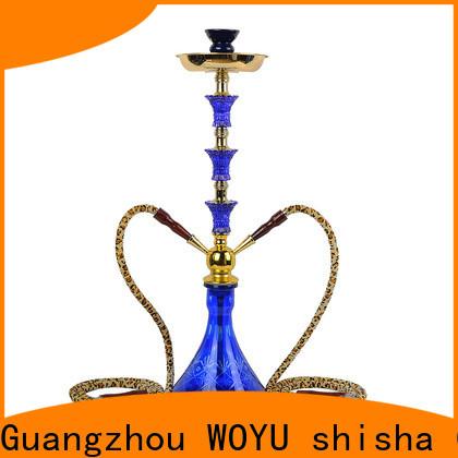 WOYU iron shisha brand