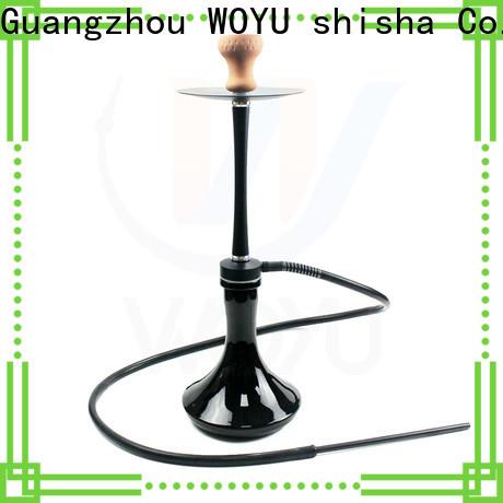 WOYU 100% quality aluminum shisha from China for business