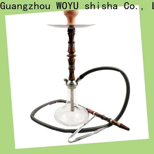portable wooden shisha customization for trader