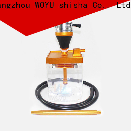 inexpensive acrylic shisha from China for market