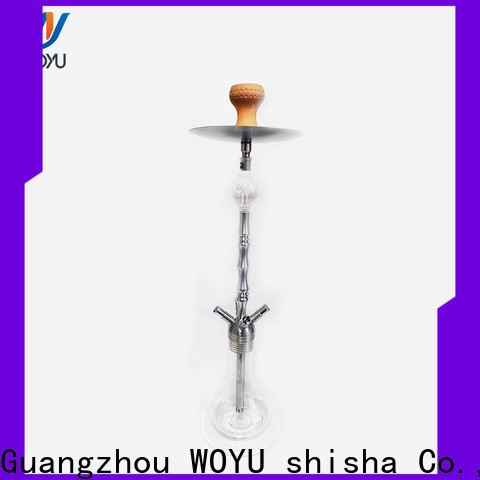 professional stainless steel shisha manufacturer for importer