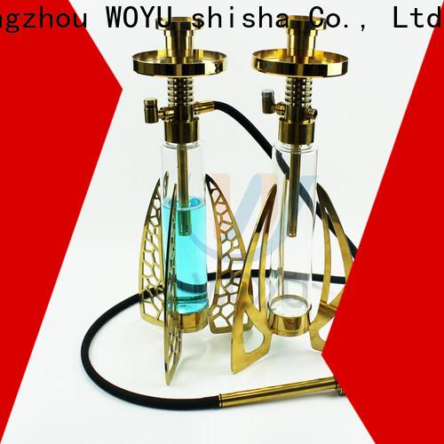 WOYU traditional stainless steel shisha supplier for b2b