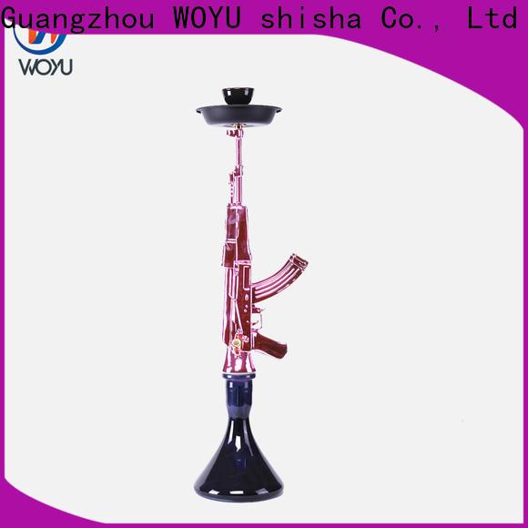 high standard resin shisha brand for market