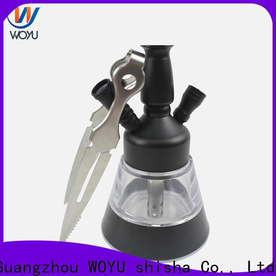 WOYU shisha tong manufacturer for importer