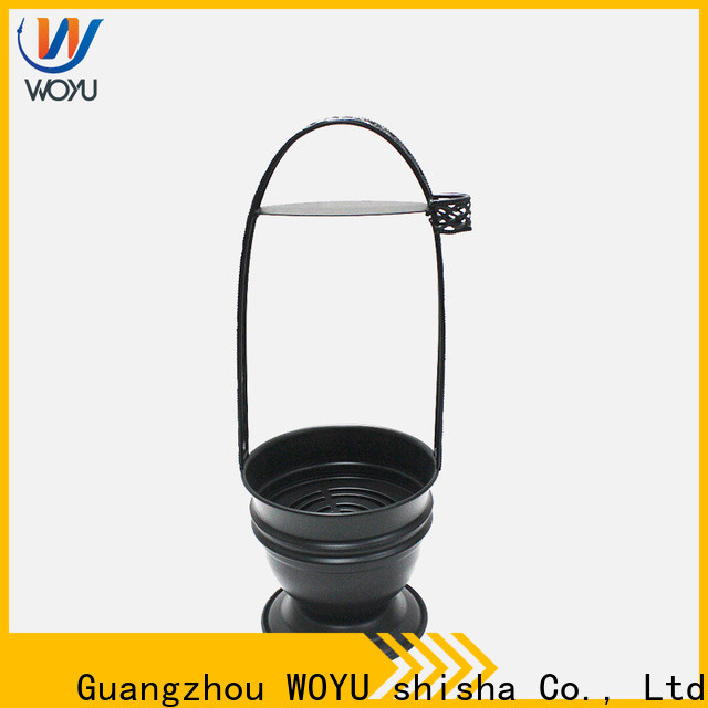 WOYU high standard charcoal basket manufacturer for b2b