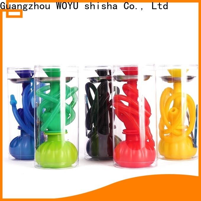 WOYU silicone shisha factory for b2b