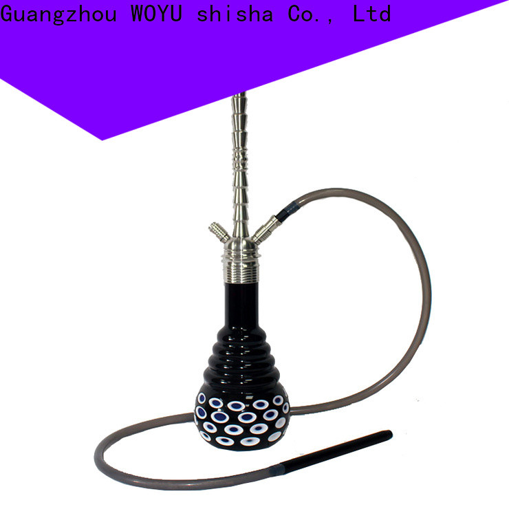 personalized stainless steel shisha supplier for importer