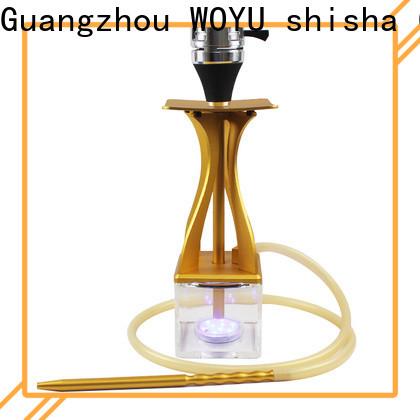 WOYU inexpensive acrylic shisha wholesale for business