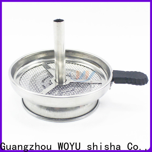 WOYU charcoal holder factory for business