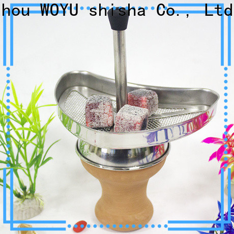 WOYU personalized coal holder factory for business