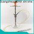 WOYU professional stainless steel shisha manufacturer for importer