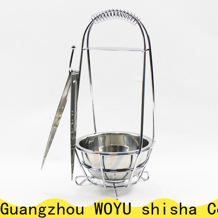 WOYU cheap charcoal basket manufacturer for importer