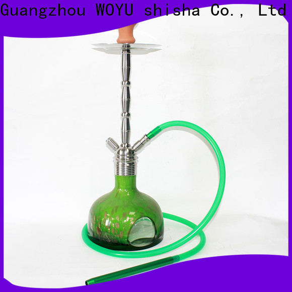 WOYU professional stainless steel shisha manufacturer for business