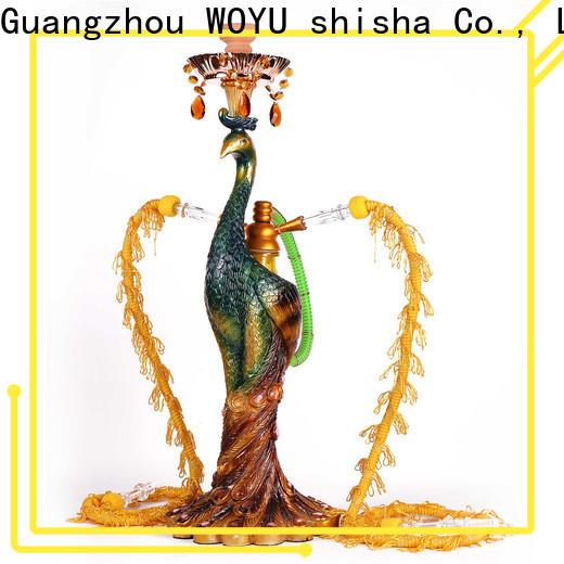 famous resin shisha brand for business